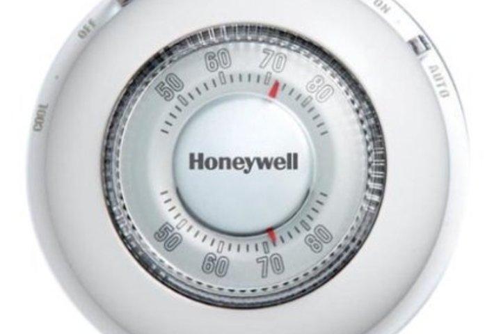 Hero 514 round thermostat mercury free 1 heat  honeywell