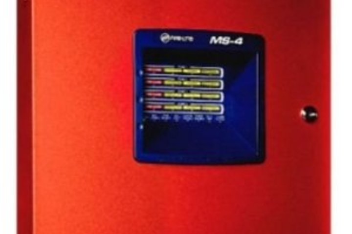 Hero 606 firelite control panel fire alarm 24 v  honeywell