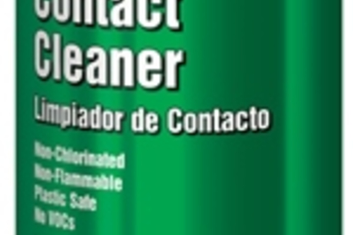 Hero 693 contact cleaner  crc industries