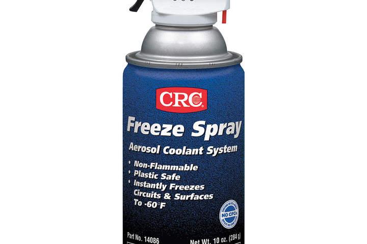 Hero 549 freeze spray  crc industries