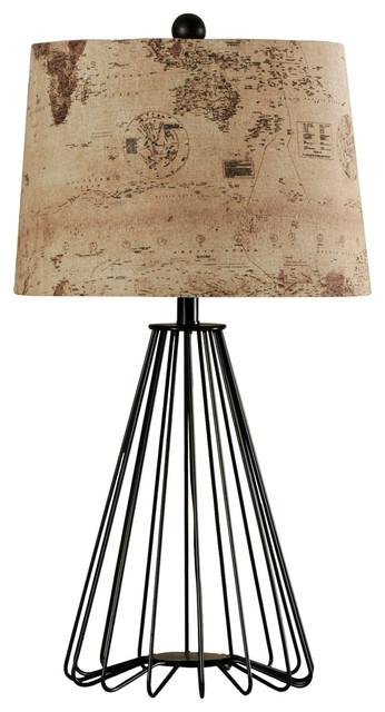 Stylecraft floor lamp iron maritant for Style craft floor lamp