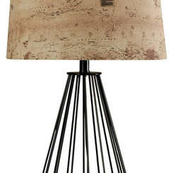 Thumb 332 floor lamp iron  stylecraft