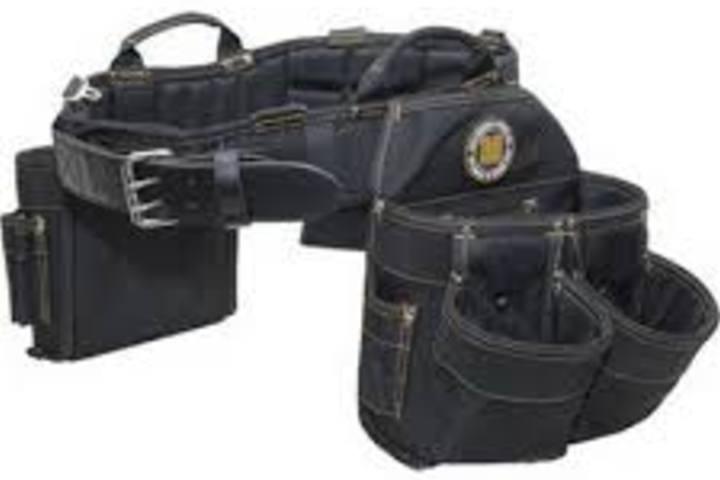 Hero 665 43244 rackatie xl electn combo belt bag  rack a tiers mfg. inc