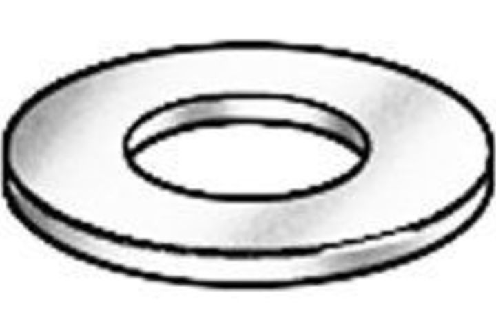 Hero 699 steel s.a.e. washers 3 8  rack a tiers mfg. inc