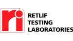 Small thumb retlif testing laboratories