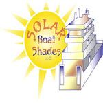 Small thumb solar boat shades
