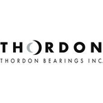 Small thumb thordon bearings