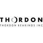 Small thumb thordon bearings