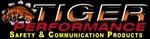 Small thumb tiger performance black logo