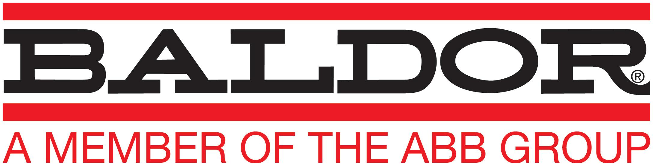 Baldor abb logo