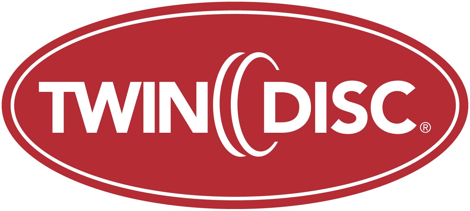 Twin disc logo