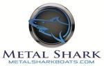 Small thumb metal shark boats
