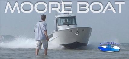 Moore boat logo