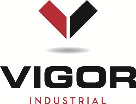 Vigor industrial logo 2011