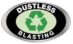 Small thumb dustless blasting