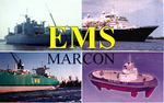 Small thumb electronic marine systems ems marcon