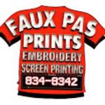 Small thumb faux pas prints