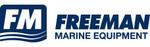 Small thumb freeman marine