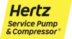 Small thumb hertz service pump   compressor